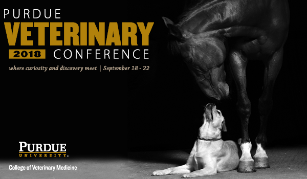 2018 Purdue Veterinary Medicine Conference