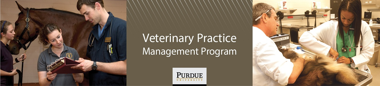 Veterinary Practice Management Program