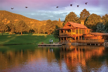 The Broadmoor Fish House - Fly Fishing Lessons