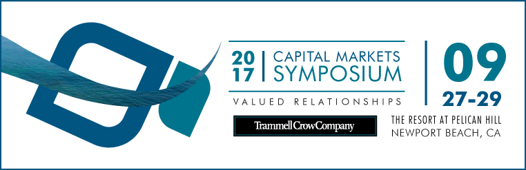 Trammell Crow Company Capital Markets Symposium 2017