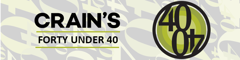 Crain's Forty Under 40 Awards