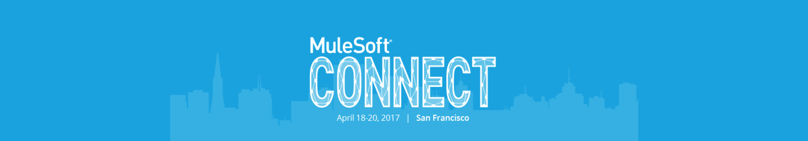 MuleSoft CONNECT 2017
