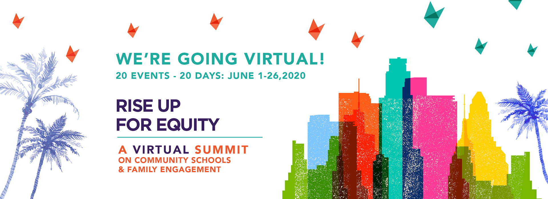 Rise Up for Equity Virtual Summit