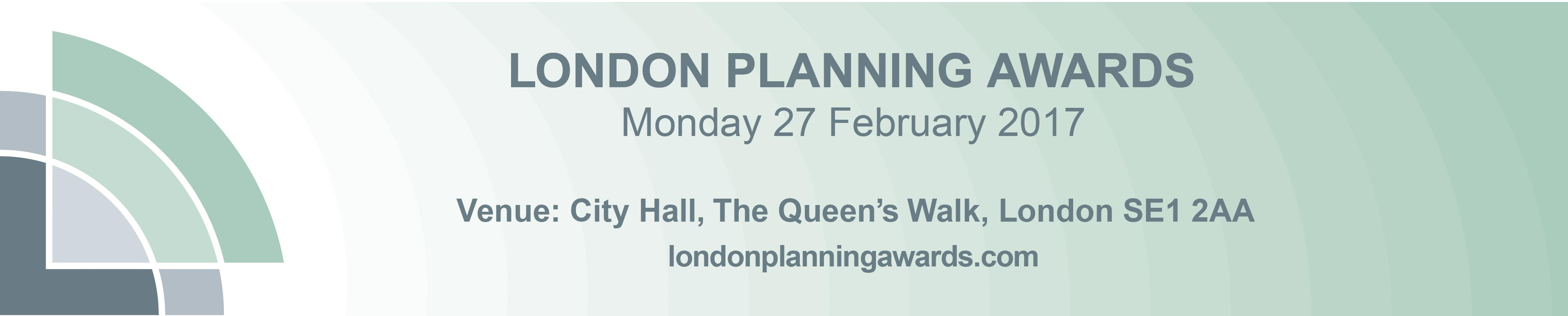 OLD: London Planning Awards website