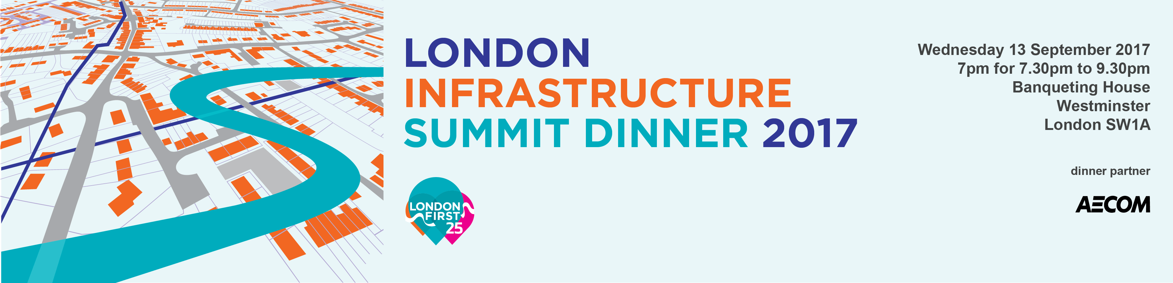 London Infrastructure Summit Dinner 2017