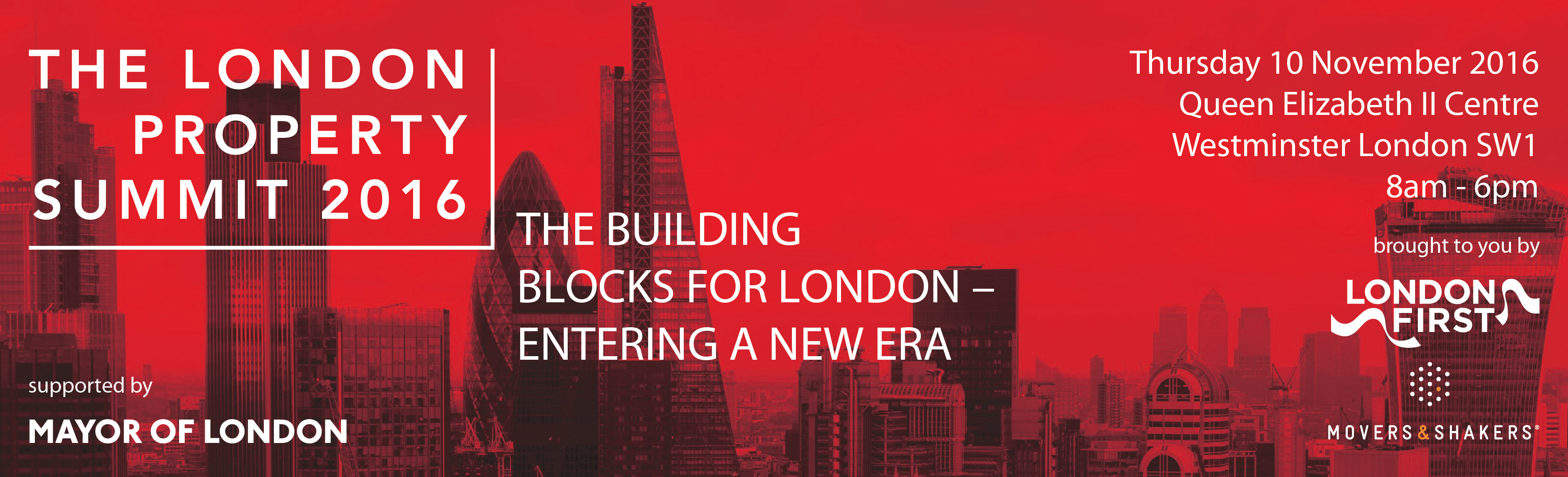 London Property Summit 2015