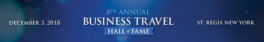 2018 Business Travel Hall of Fame