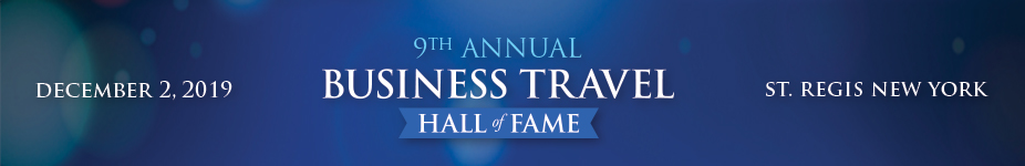 2019 Business Travel Hall of Fame