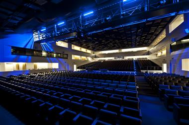 Gold Hall, 1200 seats auditorium