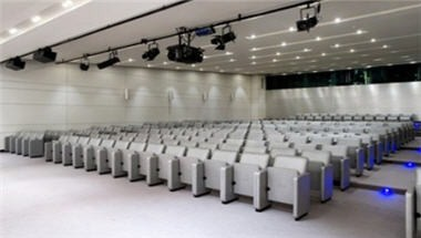 Silver Hall - 300 seats auditorium