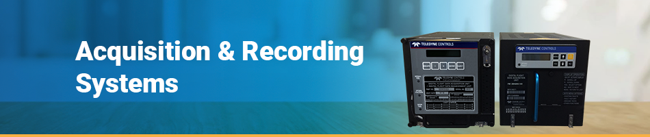 Acquisition and Recording Systems Training