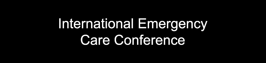 International Emergency Care Conference 2018