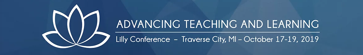 Lilly Conference on Advancing Teaching & Learning