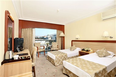 Standart City view room