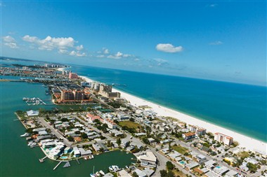 Clearwater Beach - Aerial