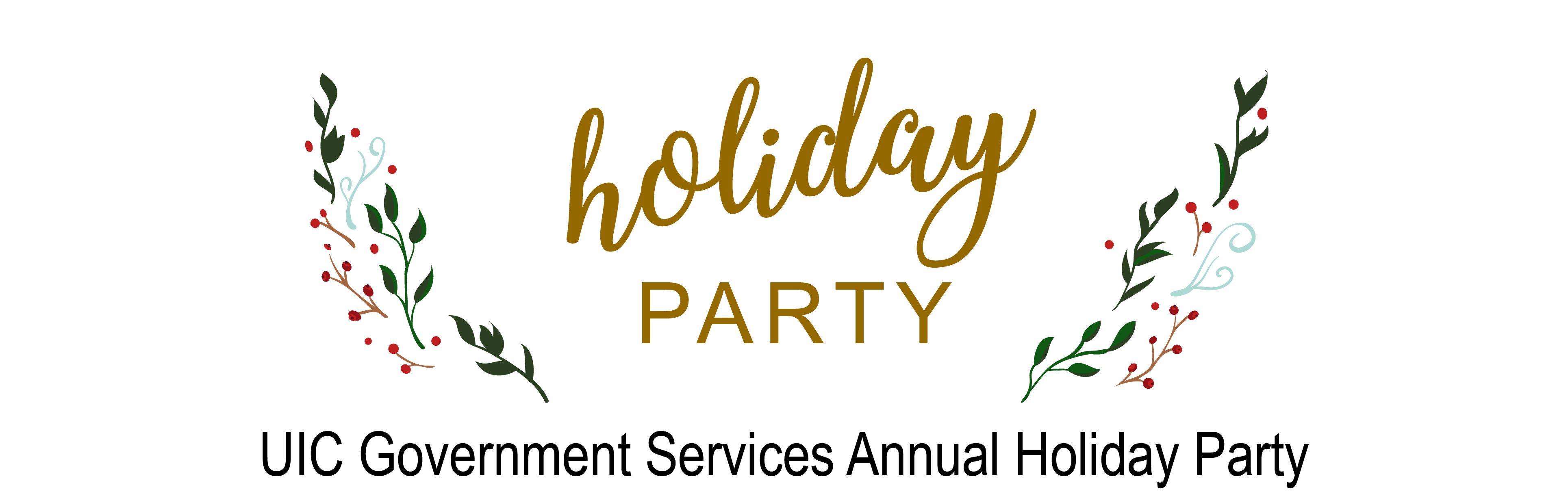UICGS 2017 Holiday Party