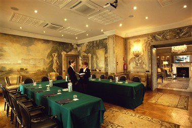 Fresco meeting room