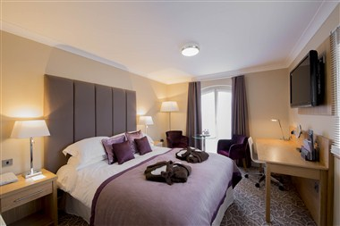 Lion Quays Feature Bedroom