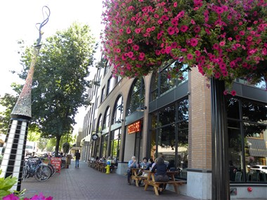 Downtown Eugene