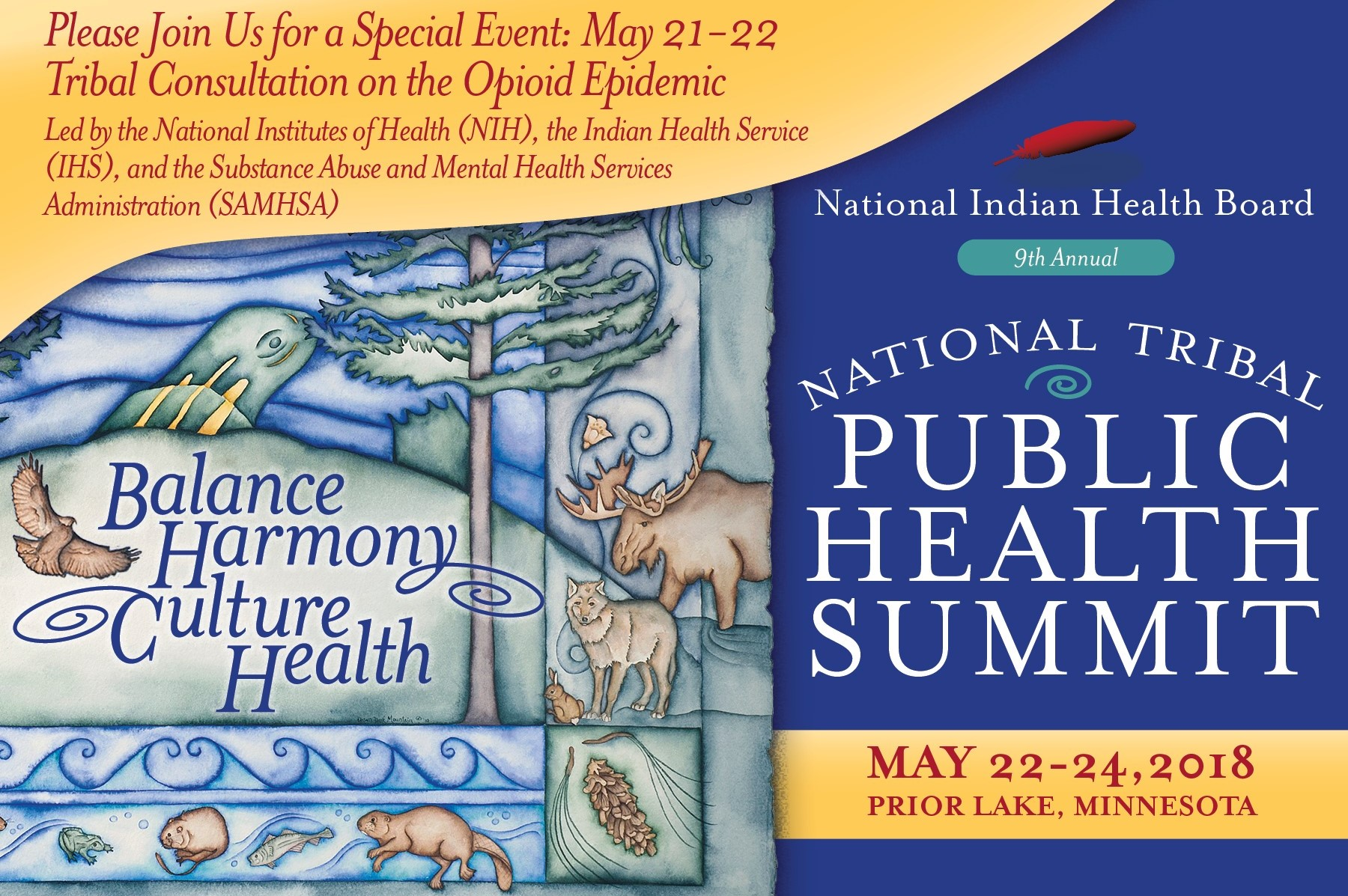 2018 National Tribal Public Health Summit