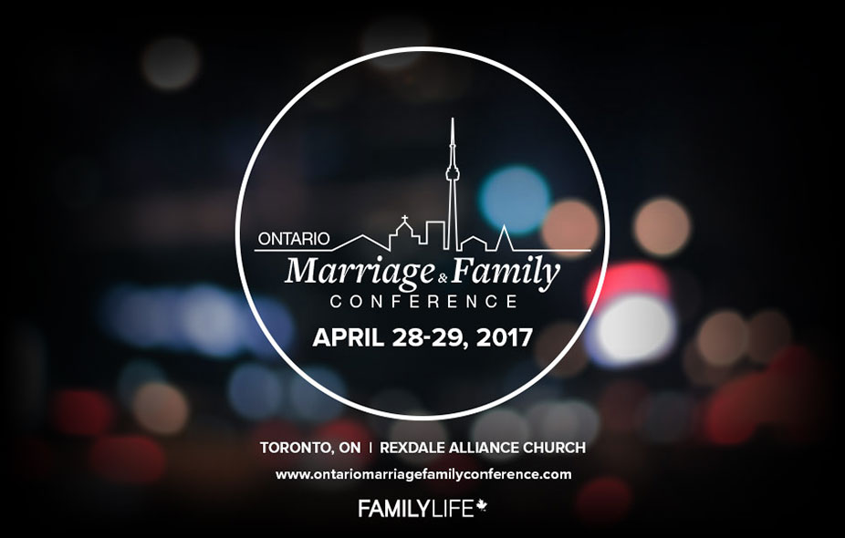 Ontario Marriage and Family Conference 2017