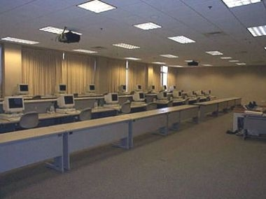 The Pyle Center Computer Lab