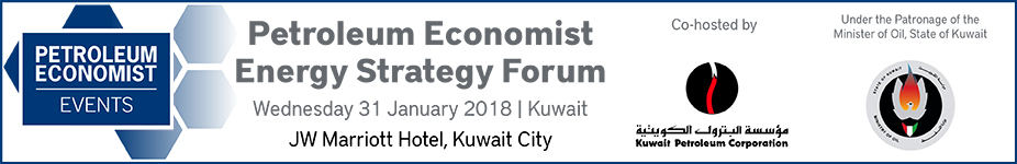 The Petroleum Economist Energy Strategy Forum 2018