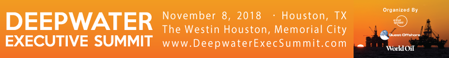 Deepwater Executive Summit 2018