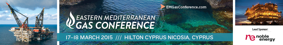 Eastern Mediterranean Gas Conference 2015