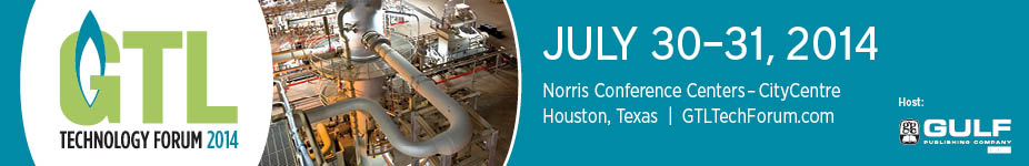 Gas-to-Liquids Technology Forum 2014