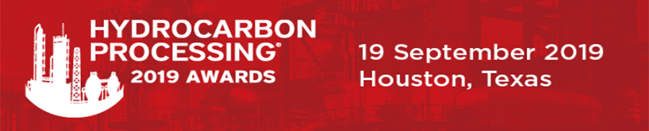 Hydrocarbon Processing Awards 2019