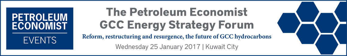 The Petroleum Economist GCC Energy Strategy Forum 2017