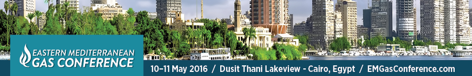 Eastern Mediterranean Gas Conference 2016