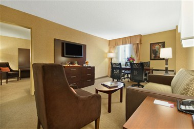 Executive King Suite Parlor