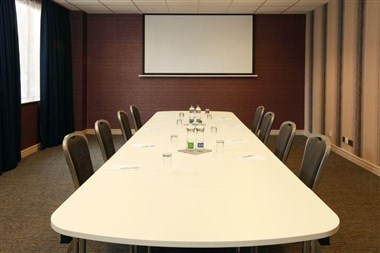 The Lincoln Suite Boardroom