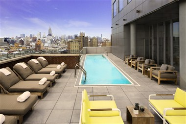 Outdoor Pool and Terrace