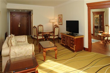 Enjoy the Luxury of our suites