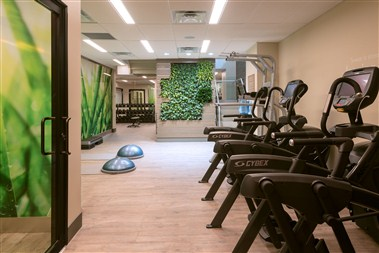 Wellness Center Downstairs