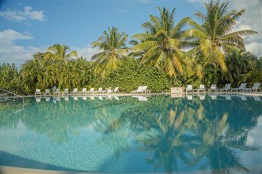 Adults Swimming pool view