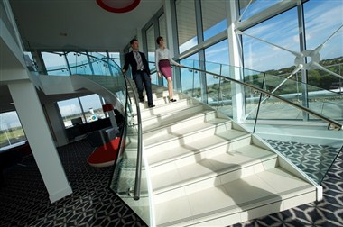 Glass Staircase AM