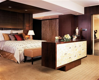 Presidential Suite - Master Bedroom