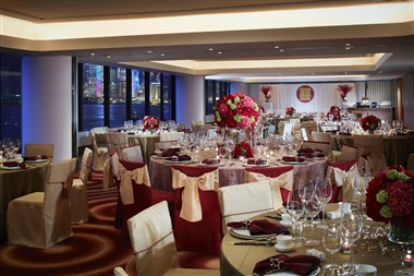 Harbourview Function Room - Chinese Setup