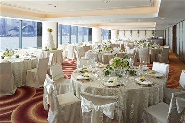 Harbourview Function Room - Western setup