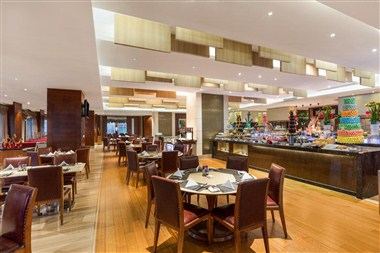 Crowne Plaza Nanchang Riverside All Day Dining