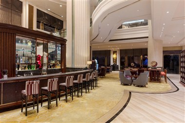 Crowne Plaza Nanchang Riverside Lobby Lounge