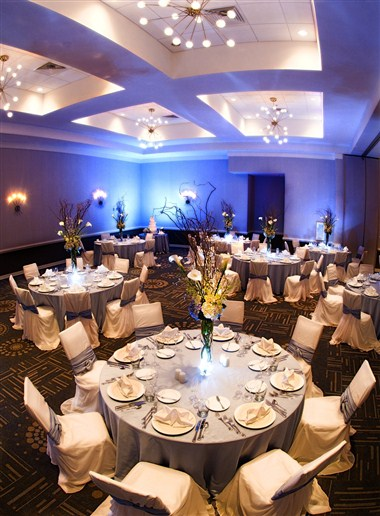Beautiful Lakes Ballroom, perfect for any event