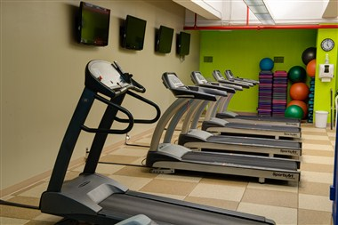 Extensive Fitness Centre
