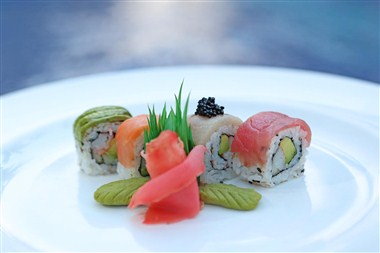 Fancy sushi for your events