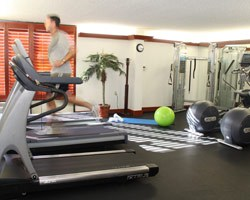 Crowne Plaza Fort Myers Hotel Fitness Center