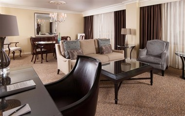 Luxury Suite Parlor